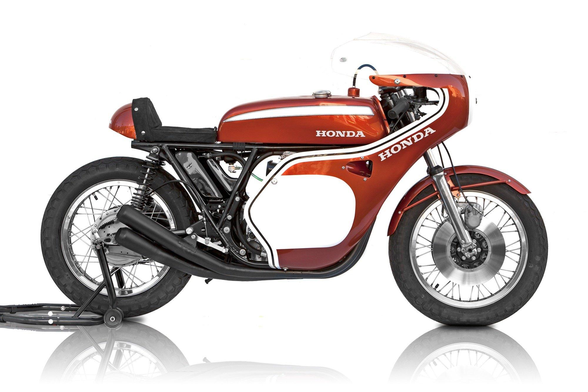 Honda CB750 Racing Type