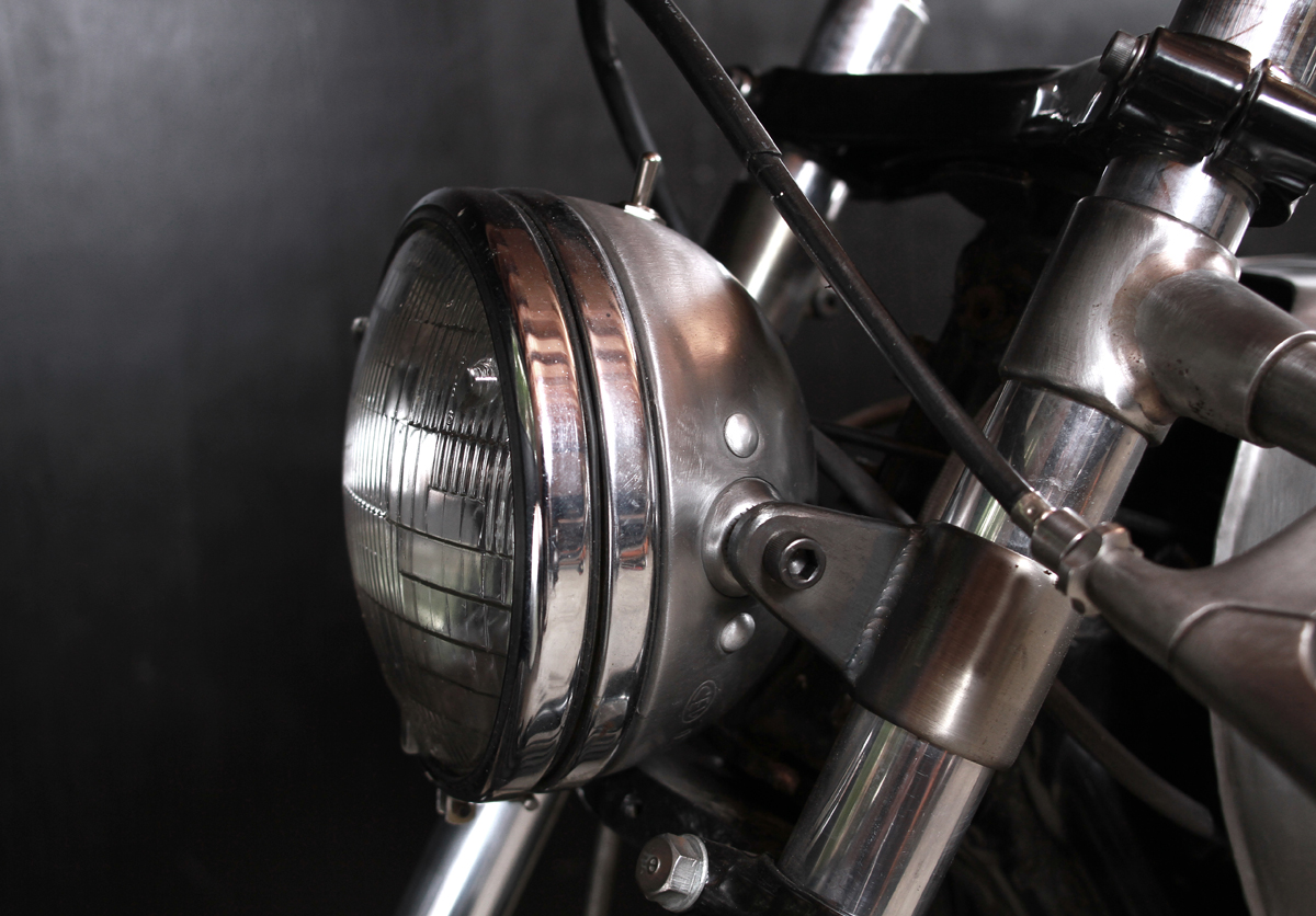 Honda CB750F SS Head Lights