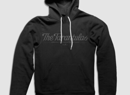 Pullover Hoodie by The Taratulas 450x330 - Pullover Hoodie by The Tarantulas