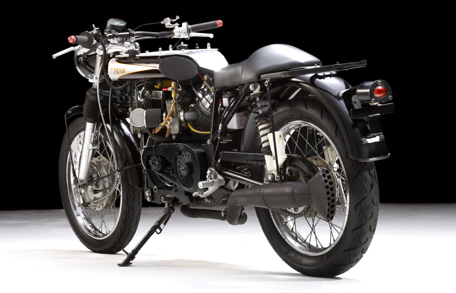 Raven MotoCycles motorbike