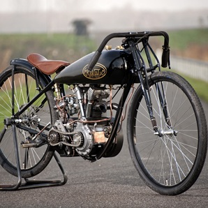 Revatu Pea Shooter board tracker motorcycle1 - The Revatu Pea Shooter