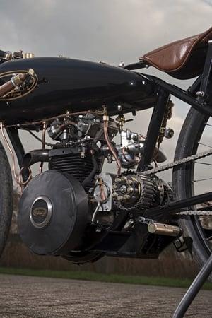 Revatu Pea Shooter engine