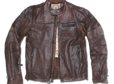 Ronin Jacket by Roland Sands Design Leather 450x330 - Ronin Jacket by Roland Sands Design
