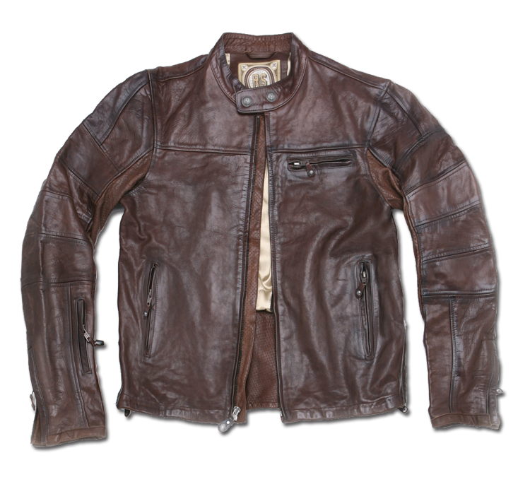 Ronin Jacket by Roland Sands Design Leather
