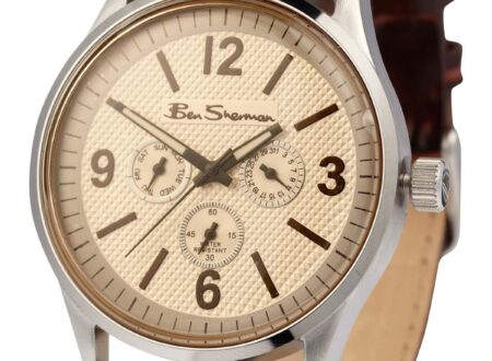 Round Dial Watch by Ben Sherman 450x330 - Ben Sherman Chronograph