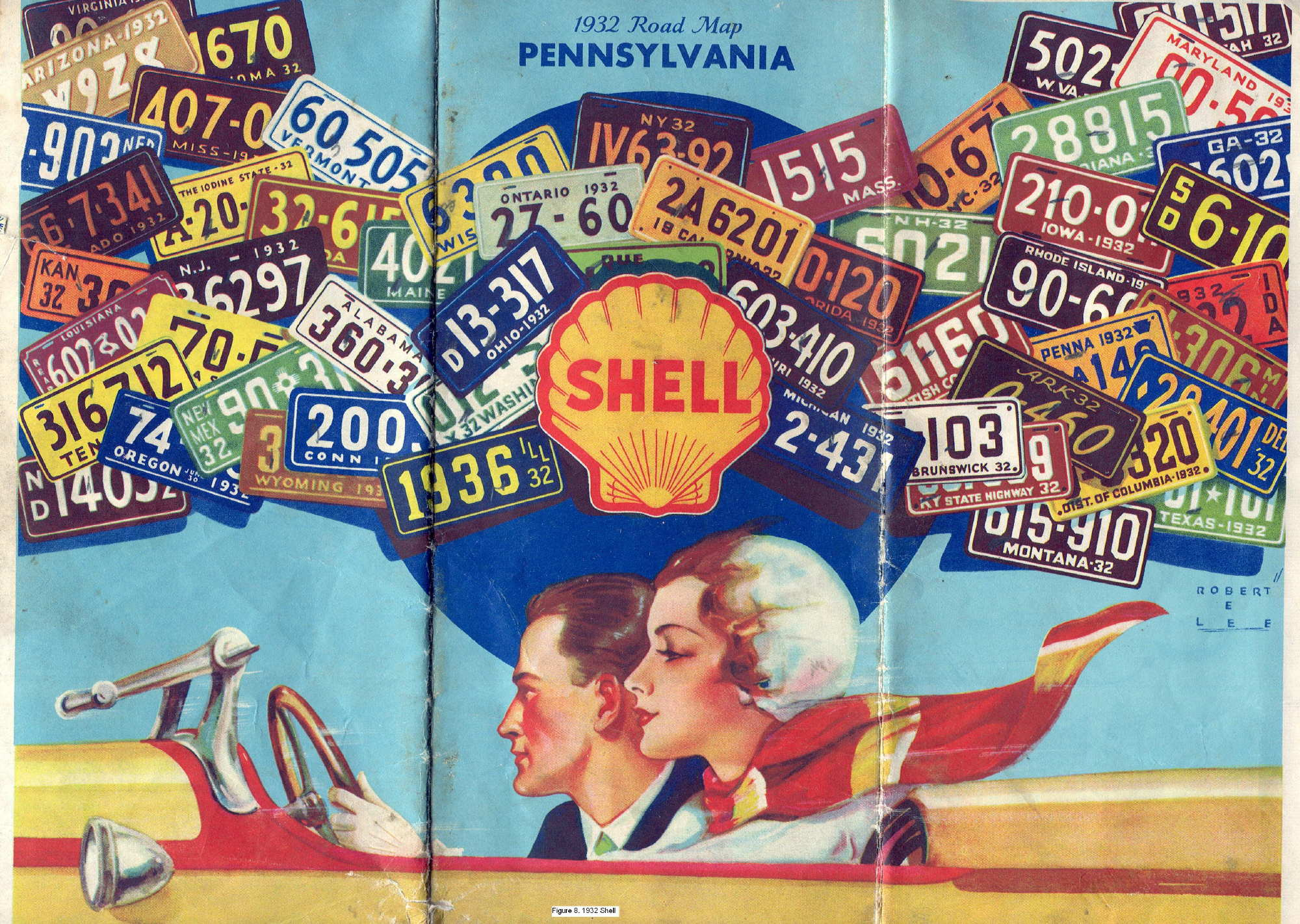 Shell Road map