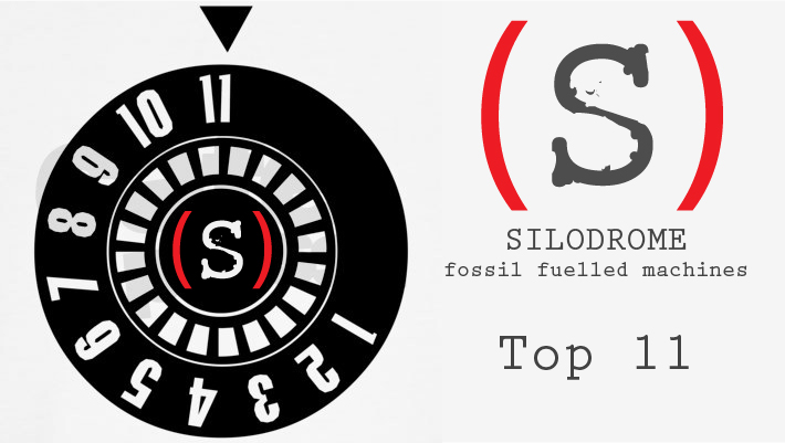 Silodrome Top 11 of 2011