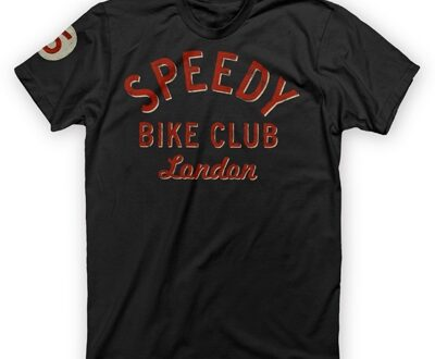 Speedy London Tee 400x330 - Speedy London Tee