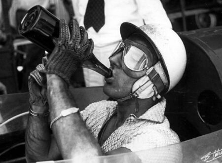 Stirling Moss 450x330 - Champagne Rehydration with Stirling Moss