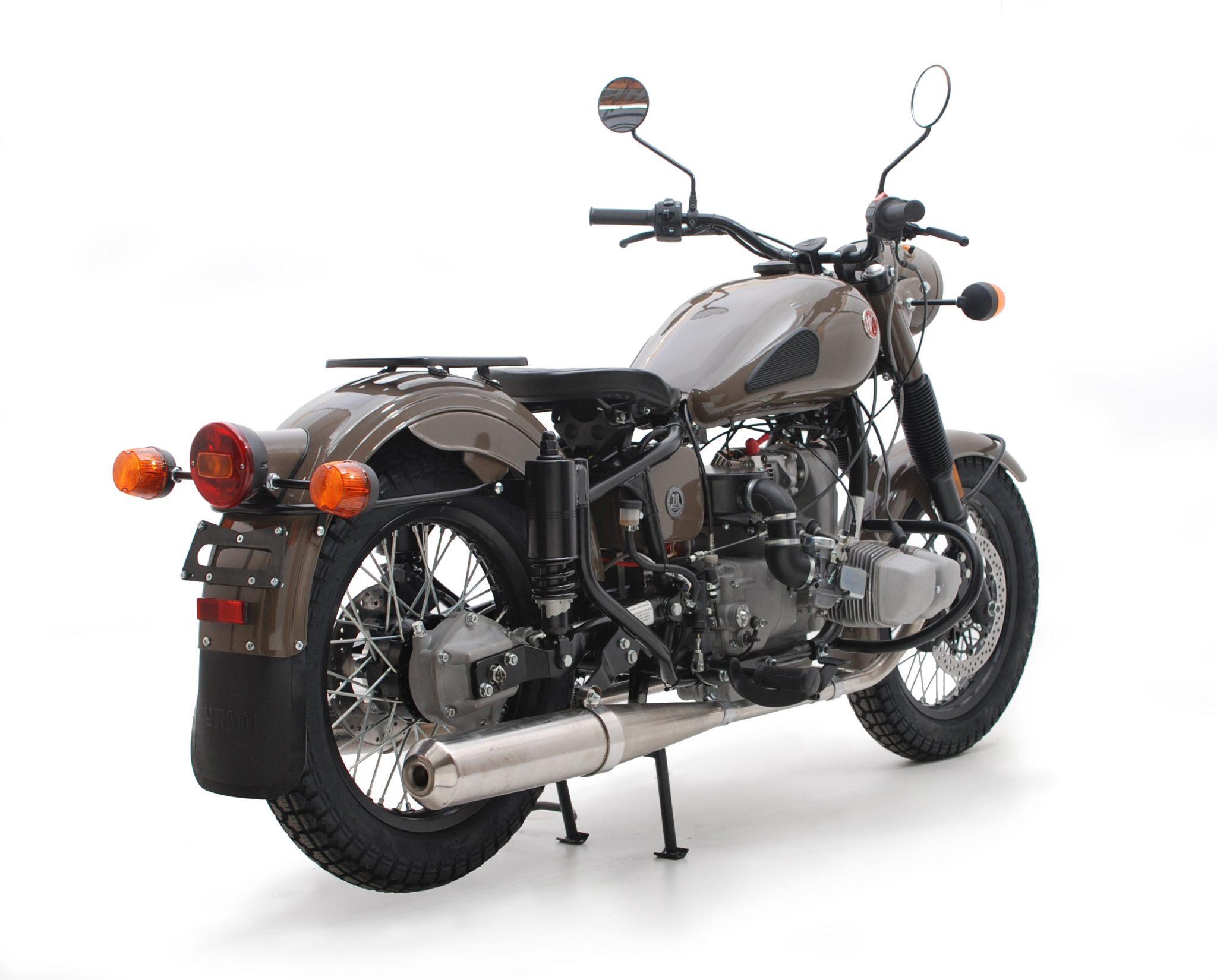 Ural M70 Motorbike The Ural M70