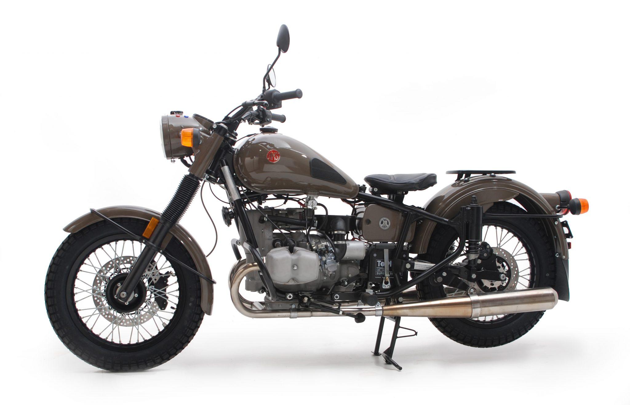 Ural M70 Motorcycle The Ural M70