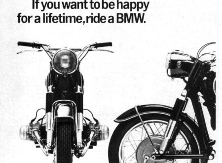 Vintage BMW Advertisement 450x330 - Vintage BMW Advertisement