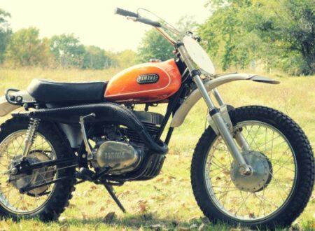 Yamaha MX Motorcycle1 450x330 - eBay Find: 1971 Yamaha DT1 MX