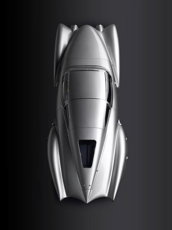 1938 Dubonnet Hispano Xenia Car