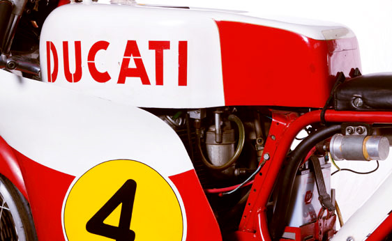 1970 Ducati 450 Desmo 'Corsa' 1