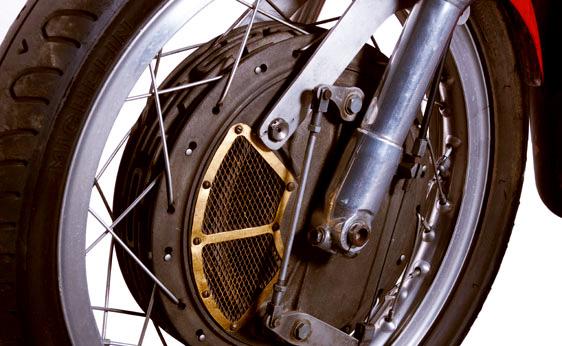 1970 Ducati 450 Desmo 'Corsa' 3