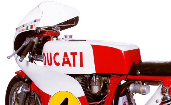 1970 Ducati 450 Desmo 'Corsa' 5