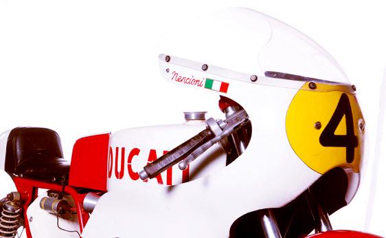 1970 Ducati 450 Desmo 'Corsa' 7