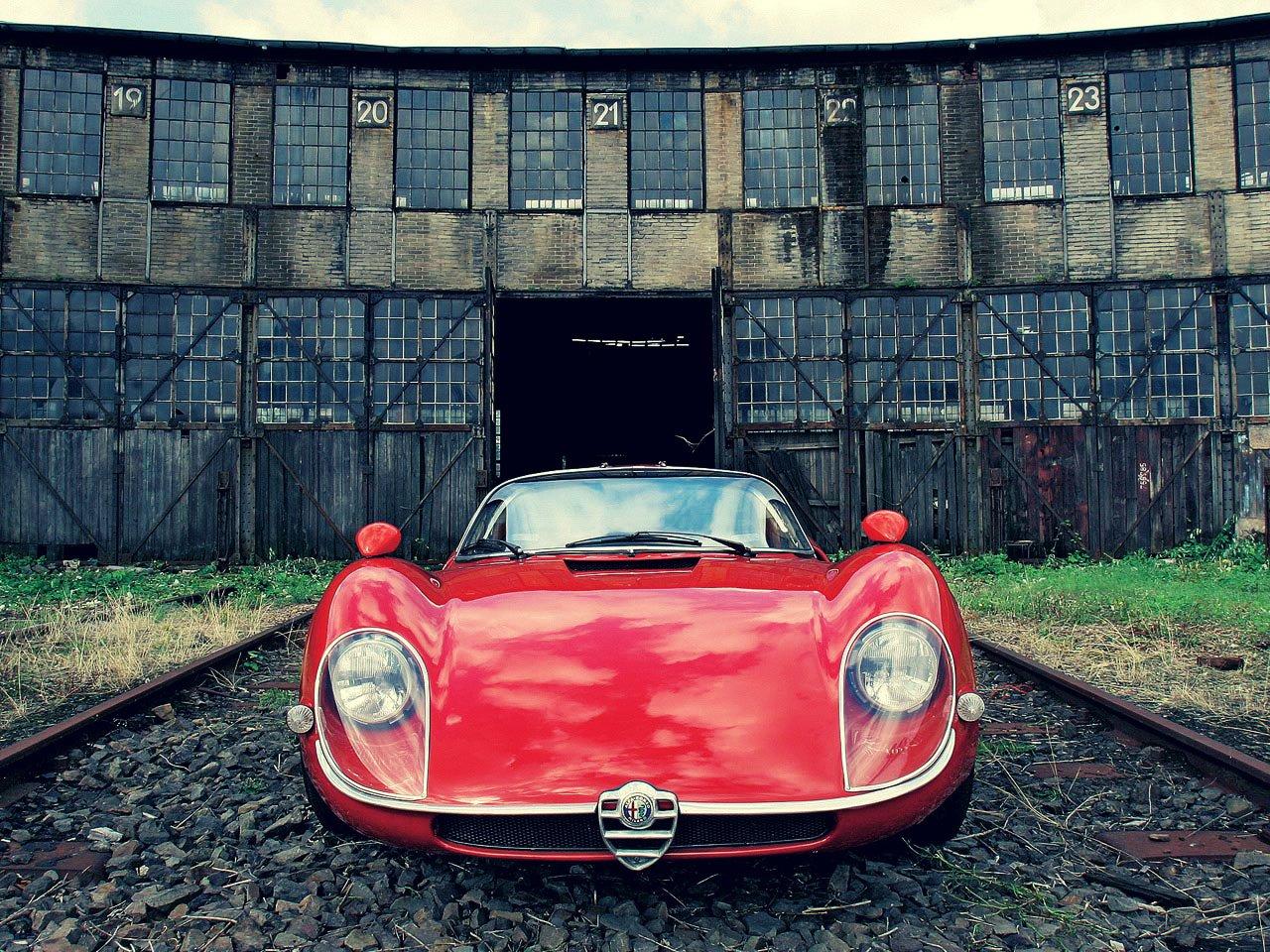 Alfa Romeo 33 Stradale Tipo