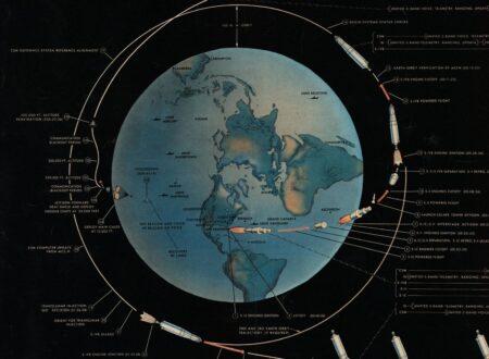 Apollo 11 Infographic NASA 450x330 - Apollo 11 Vintage Infographic