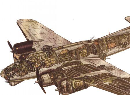 Boeing Flying Fortress Cutaway1 450x330 - Boeing Flying Fortress Cutaway