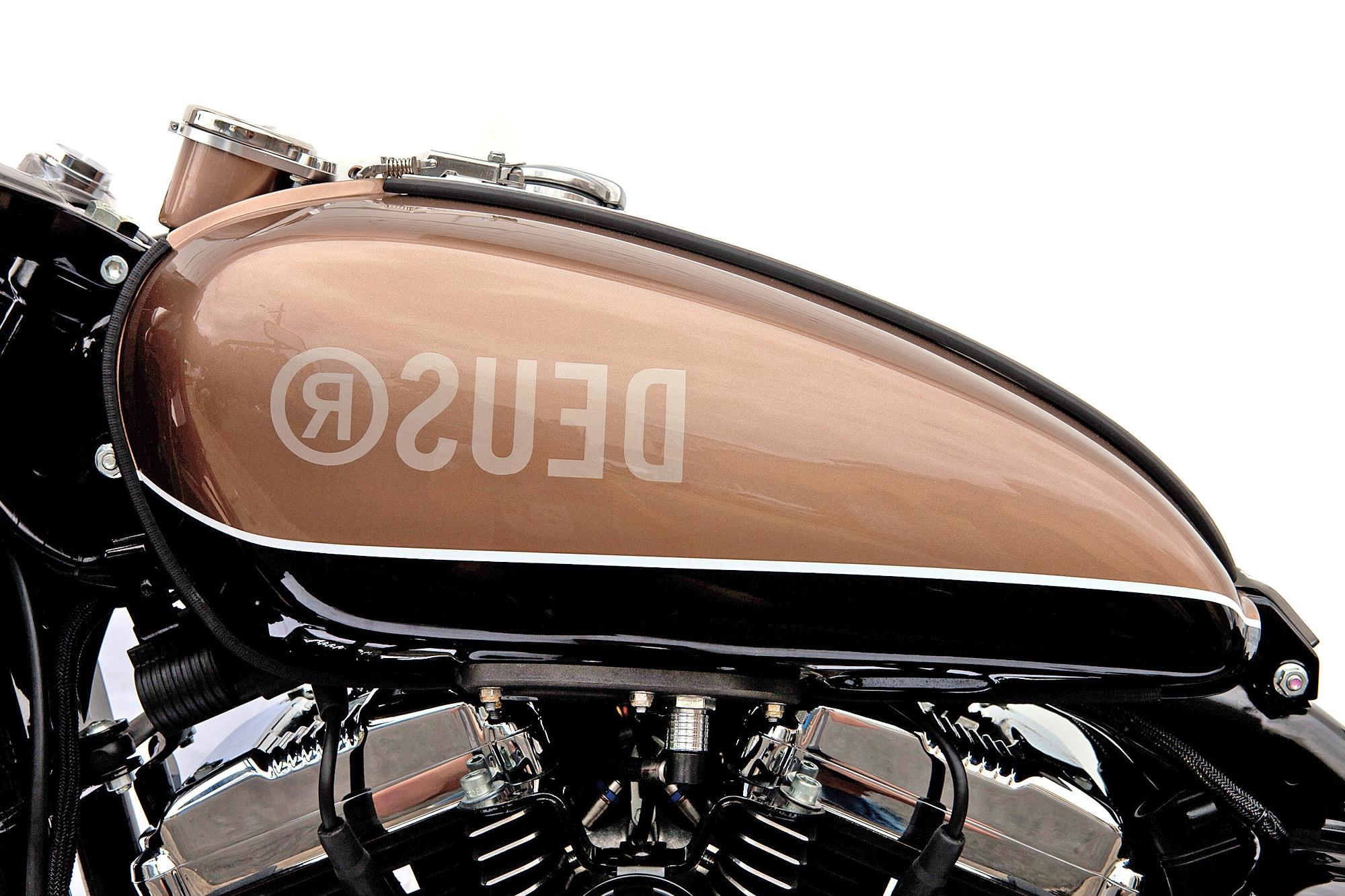 Deus Custom Motorcycle