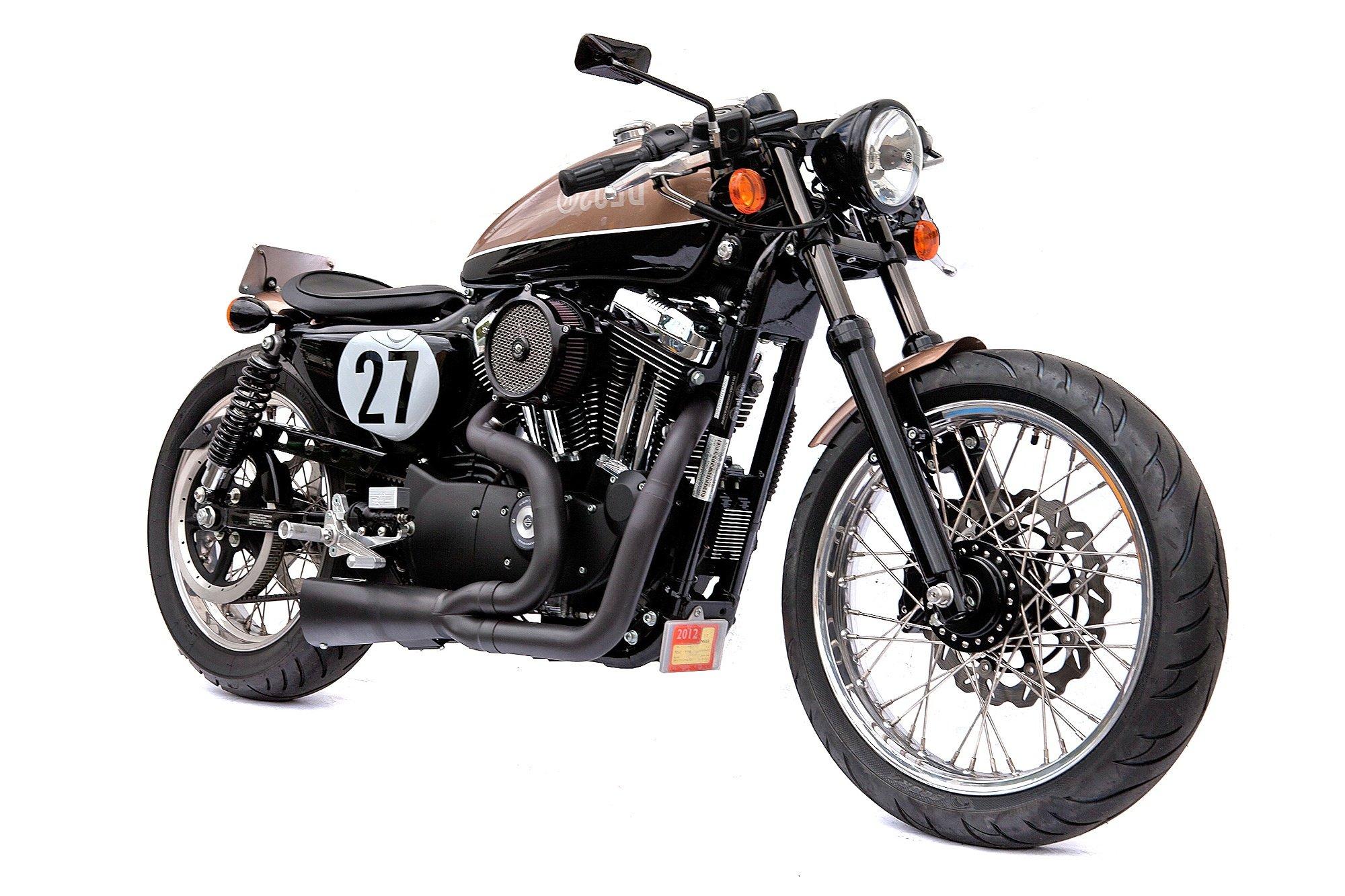 Deus Ex Machina Harley Motorcycle Sportster