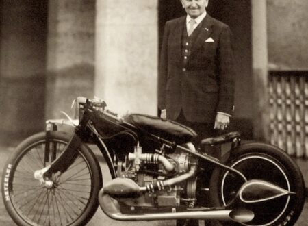 Ernst Henne BMW Motorcycle Supercharged 450x330 - Ernst Henne's Supercharged BMW R37