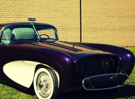 Flajole Forerunner Concept Car 450x330 - The 1955 Flajole Forerunner Concept Car