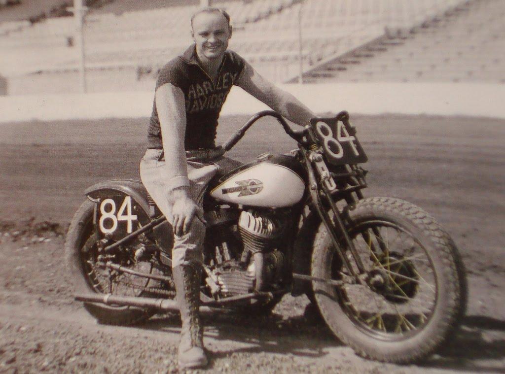 Harley-Davidson WR Flat Head