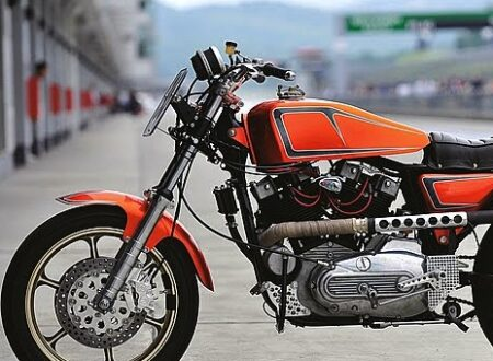 Harley XLH 1981 Racer by Vee Machine 021 450x330 - Harley XLH Racer by Vee Machine