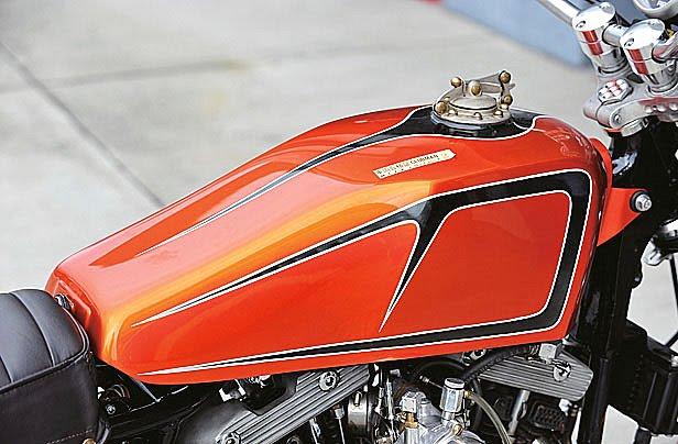 Harley XLH 1981 Racer by Vee Machine 03