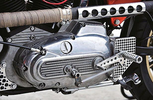 Harley XLH 1981 Racer by Vee Machine 07