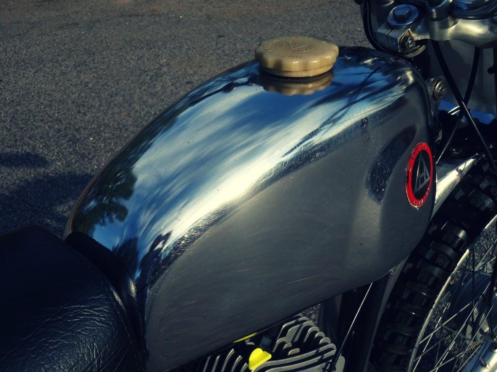 Hodaka Wombat dirt bike