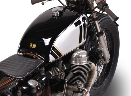 Honda CB750 Motorbike1 450x330 - Honda CB750 by motoHangar