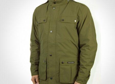Libeccio Military Jacket by Tucano Urbano motorcycle 450x330 - Libeccio Military Jacket by Tucano Urbano