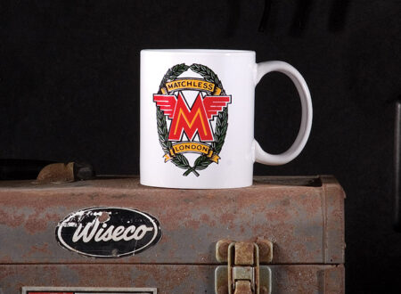 Matchless Motorcycles Coffee Mug 450x330 - Matchless Motorcycles Coffee Mug