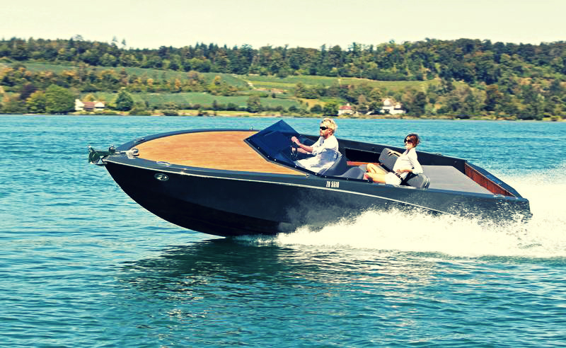 Ovation 6.8 by Ganz Boats 1
