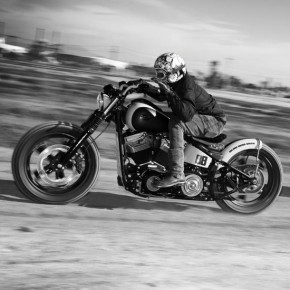 Roland Sands Design Blackline Softail