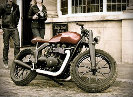 Triumph Speed Twin by Rod and Tod Design Motorbike 450x330 - Triumph Speed Twin by Rod and Tod Design