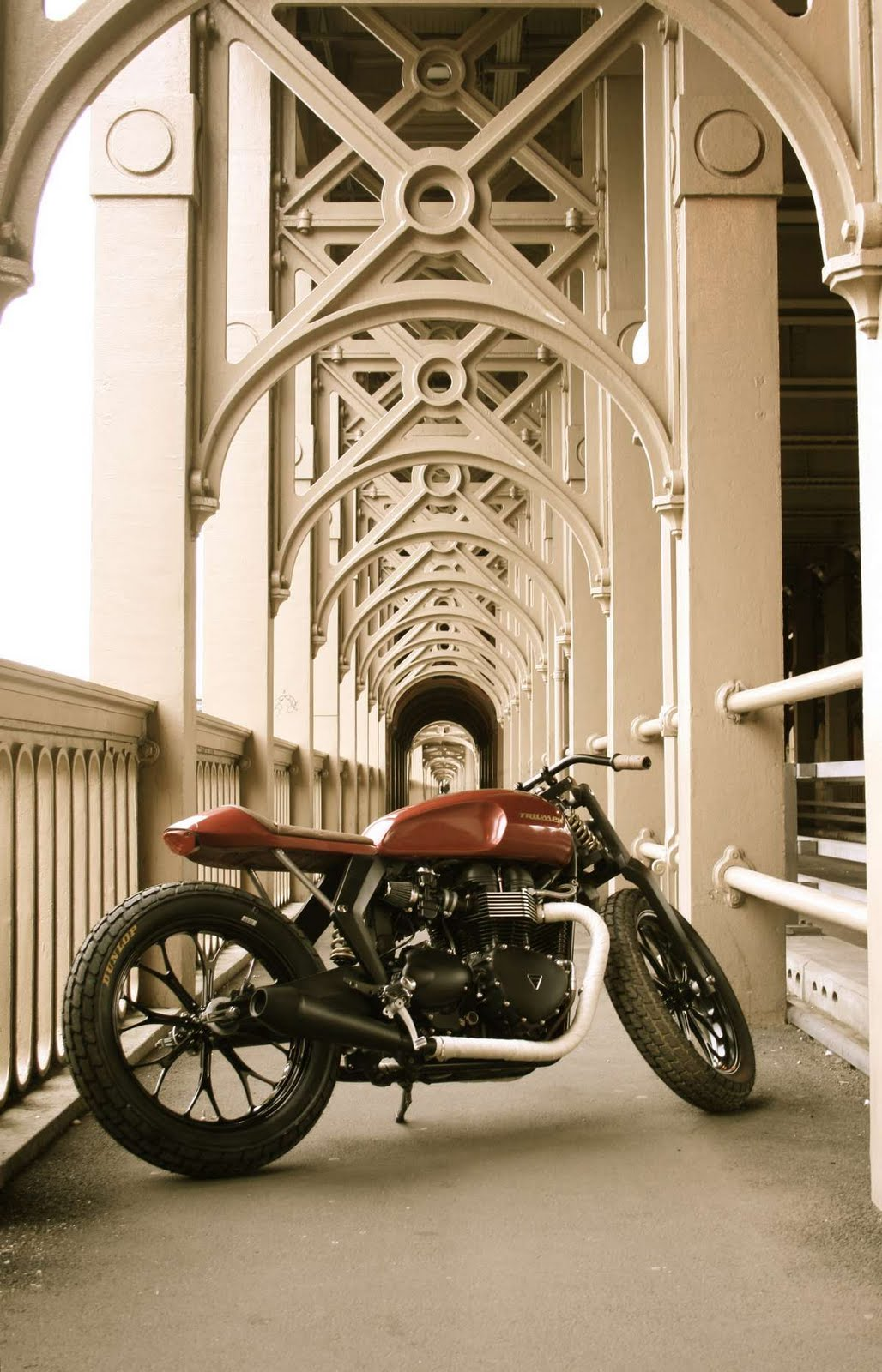 Triumph Speed Twin by Rod and Tod Design Motorcycle Triumph Speed Twin by Rod and Tod Design