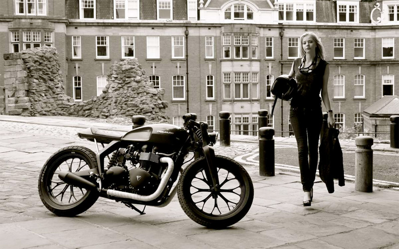 Triumph Speed Twin by Rod and Tod Design Triumph Speed Twin by Rod and Tod Design