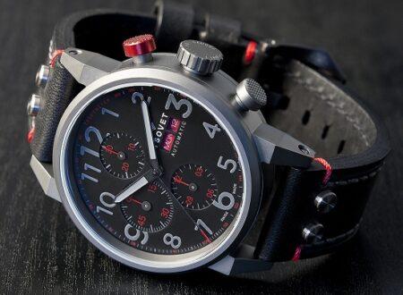 Tsovet Watches 1 450x330 - Chip Ganassi Watch by Tsovet