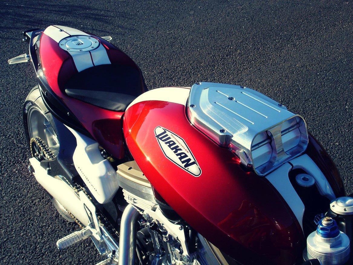 Wakan Motorcycle