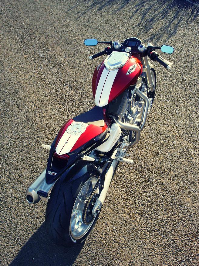 Wakan Motorcycles Design