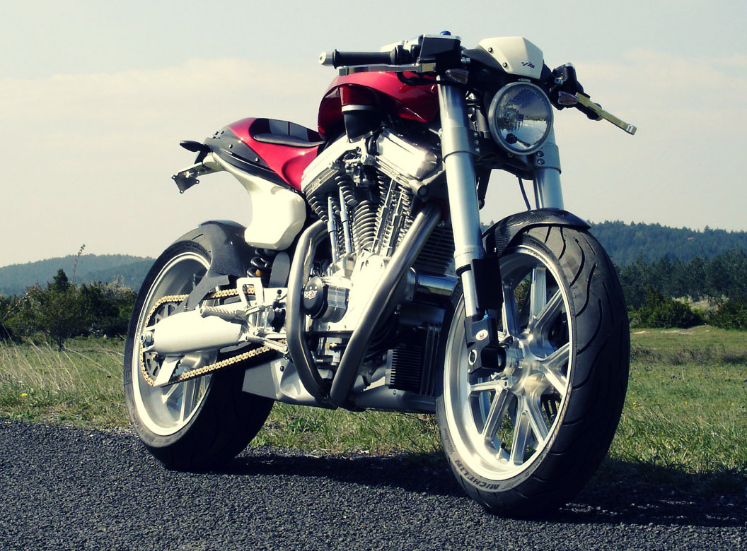 Wakan Motorcycles Pictures