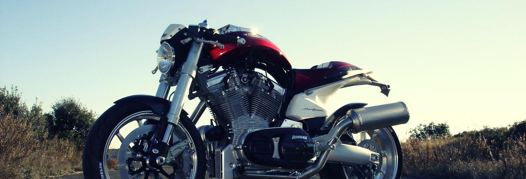 Wakan Motorcycles V Twin