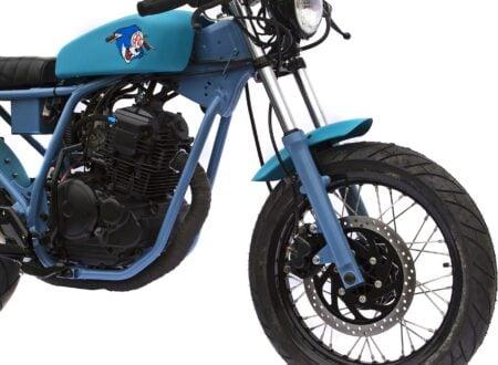 Yamaha Scorpio 225 Deus
