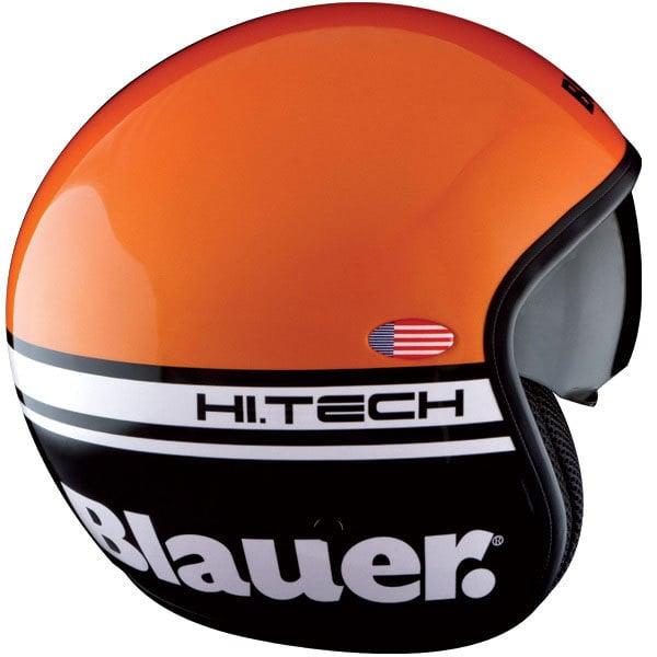 blauer helmet Blauer Pilot Orange