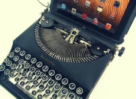 iPad Typewriter 450x330 - iPad Typewriter